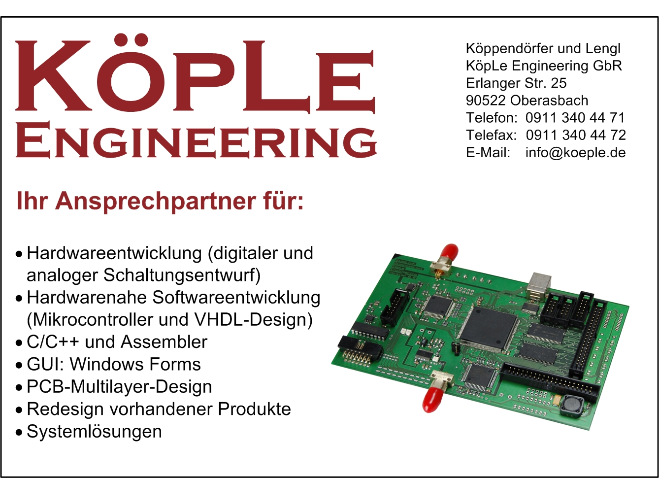 Koeple Engineering GbR